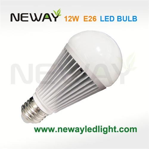 brightness 12w a60 led light bulb 1000 lumen equivalent to 75 watt brightest led bulb 12w e27. Black Bedroom Furniture Sets. Home Design Ideas