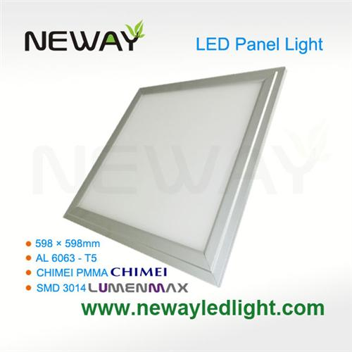 54w 598x598 flat panel ceiling light598x598mm flat panel ceiling view enlarge image aloadofball Images