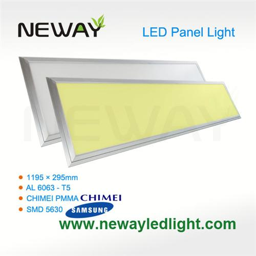 83w led suspended ceiling light panel 120x30led hanging panel view enlarge image mozeypictures Image collections