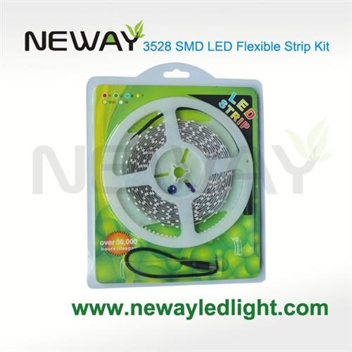 3528 60LED M Flexible LED Light Strip Kit 3528 SMD Flexible LED Light Strip K