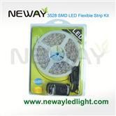 60LEDs/M 3528 Waterproof Flexible LED Strip Light Kit