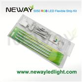 9LED 4 Strips 5050 DIY RGB LED Strip Kit