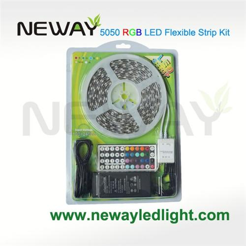 5050 led rgb colour changing flexible strip light kitsmd 5050 rgb view enlarge image aloadofball Gallery