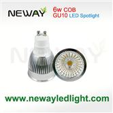 COB 6W GU10 LED Spotlights