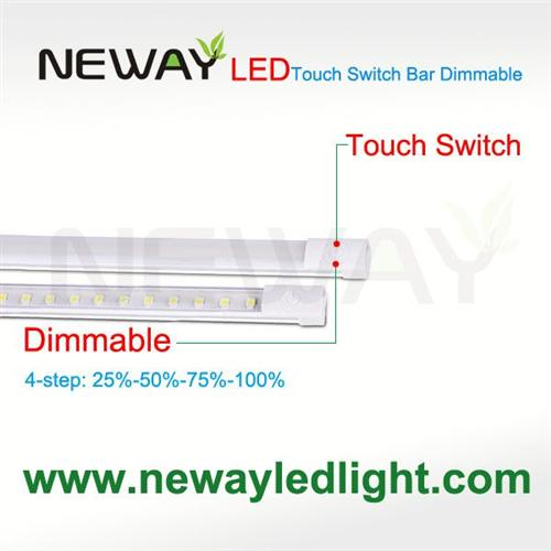 4steps dimmable led linear light bar 600mm 50504steps dimmable view enlarge image aloadofball Image collections