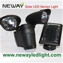 6Watts PIR Motion Sensor LED Light Solar Power