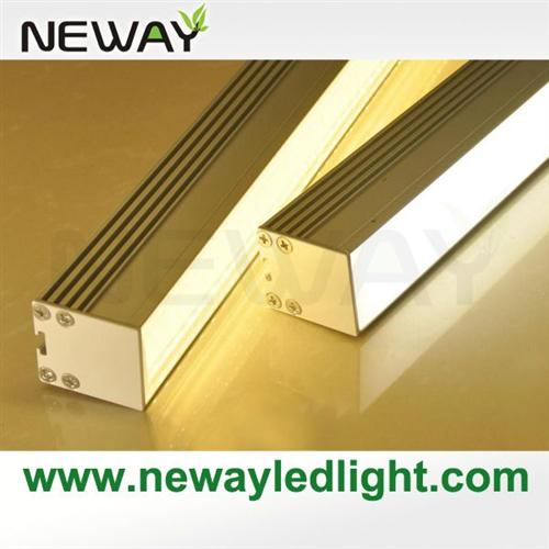 Recessed Linear Led Light Meeting Room