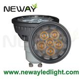6W LED Spotlights GU10 240V SMD3030 80RA