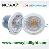 50W COB LED Recessed Ceiling Down Light