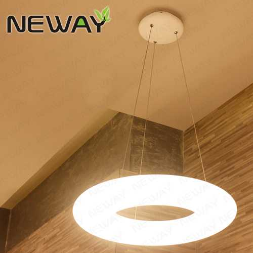 hanging pendant lighting. 360 Degree Modern Circular Hanging Lights Pendant Lighting E