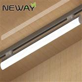 24W36W48W Track Installation LED Linear Tube Lights 3000K 4000K 6000K
