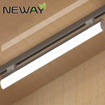 24W36W48W Track Installation LED Linear Tube Lights 3000K