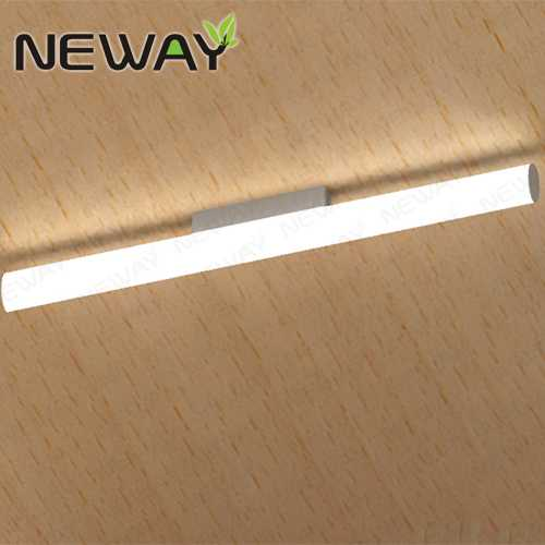 24W 36W 48W Linear Tube Ceiling Fixtures LED Ceiling Mounted