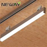 24W36W48W60W Linear Architectural Tracking LED Track and Rail System