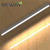 36W 60W Modern Ceiling Surface Flush Mount Linear LED Office Lighting