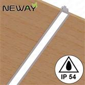 24W36W48W60W IP54 Modern Recessed LED Linear Light Lighting Fixtures