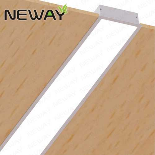 24w 60w led recessed linear light linear led fixture linear led lamp view enlarge image aloadofball Image collections