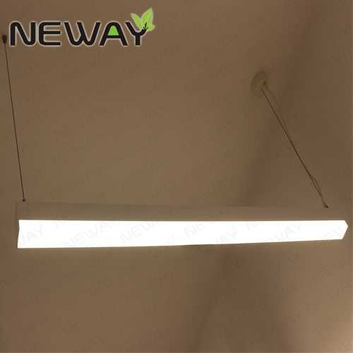 15w 60w modern linear suspension lighting suspended lighting systems