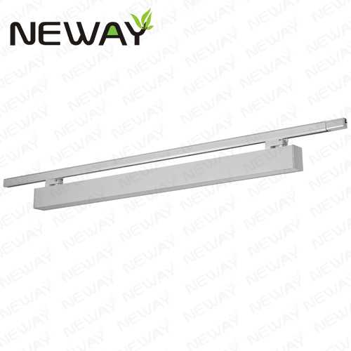 View Enlarge Image  sc 1 st  Neway Lighting Intu0027l Co.Ltd & 22W30W38W suspended led linear light track-mount led linear ... azcodes.com