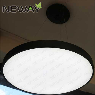 400MM 600MM 800MM LED Pendant Hanging Light Circular