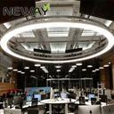 Circle shape LED large size chandelier 3.6M 3M 2.4M 2M 1.2M 0.9M