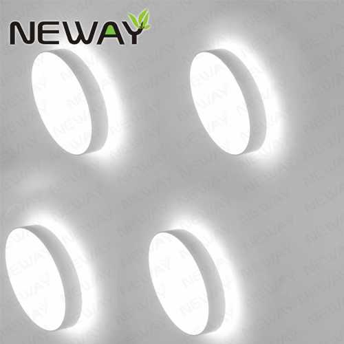 380mm 900mm small circle shape up down led wall lamps modern design view enlarge image audiocablefo