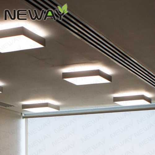 Modern square ceiling led lamp up down aluminum and acrylicmodern modern square ceiling led lamp up down aluminum and acrylic aloadofball Image collections