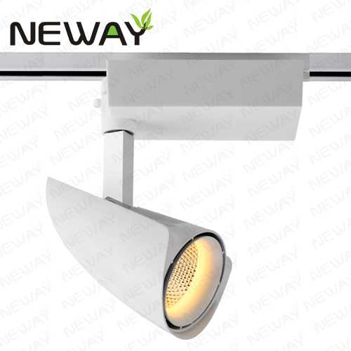 30w 40w art gallery led track light fixture cool white 6000k 6500k view enlarge image aloadofball Images