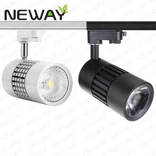 40w 50w ip44 architectural led track light fixture natural white view enlarge image aloadofball Images