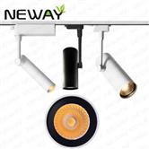 8W 12W 20W 30W LED Track Lighting Heads LED Spotlight Track Light