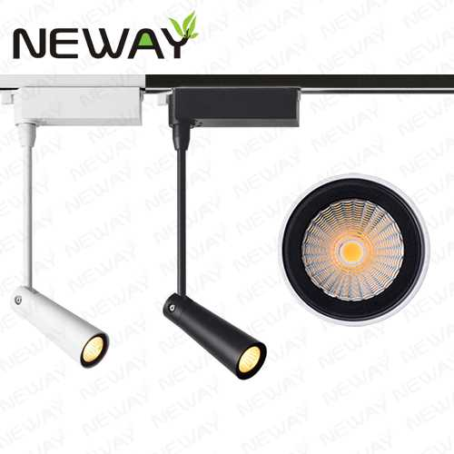View Enlarge Image  sc 1 st  Neway Lighting Intu0027l Co.Ltd & 8W Direct-Lighting White Line Voltage Track Lighting HeadAluminum ... azcodes.com