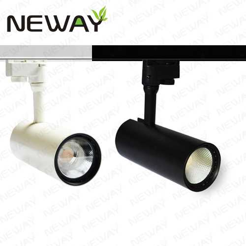 20w 30w 40w 50w led track lighting kit white warm white bulbsled view enlarge image aloadofball Image collections
