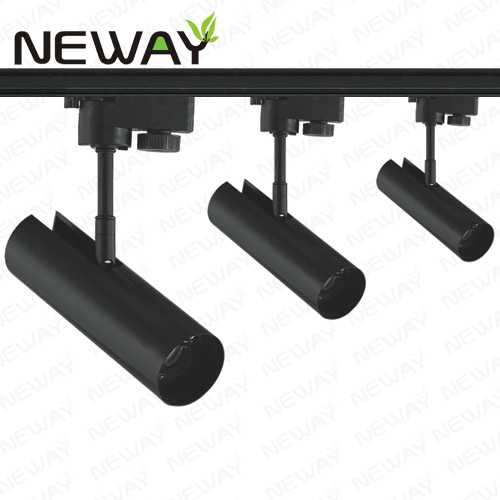 7w 13w 24w commercial track head led track lighting fixture view enlarge image mozeypictures Images