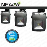 10W 30W 50W IP65 Waterproof LED Ceiling Spotlights LED Track Lighting