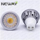 4W 5W 7W Triac Dimming GU10 Spot Light Fixture Dimmable GU10 Spotlight