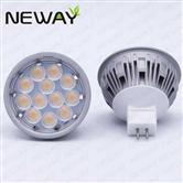 5W LED Spotlight MR16 GX5.3 Fixture 12V PMM Dimmable Triac Dimming