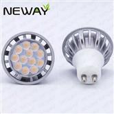 5W Retail Shop Triac Dimmable LED Downlight GU10 Spot Light Fixture