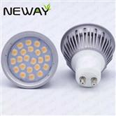 5W LED GU10 Spot Lighting Triac Dimmable LED Ceiling Light Fixture