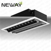 15W 30W 45W 60W Adjustable Linear LED Spot Light Linear Wall Washer
