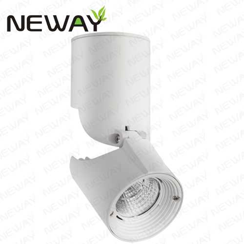 10w cylinder spot lights rotatable surface mounted spot lightled view enlarge image aloadofball Choice Image