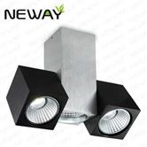 10W 15W Surface Mounted Ceiling Spotlight LED Square Downlight