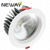 IP44 15W 20W LED Recessed Downlighting LED Retrofit Downlights