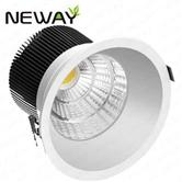 10W 20W 30W LED Recessed Down Light Kit Accent Lighting Bulbs