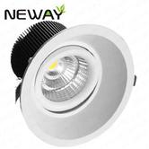 10W 20W 30W 40W LED Commercial Downlight LED Recessed Lighting