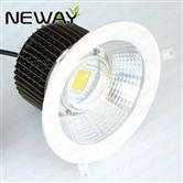 50W 60W 80W 6 Inch 8 Inches Recessed Downlight Ceiling Luminaires