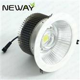100W 120W 8 Inch 10 Inches Recessed LED Downlights 110V 220V 100-240V