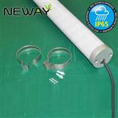 50mm IP65 Waterproof LED Tube Lights 48W 60W