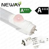 starter Motion Sensor PIR LED Tube Light 10W 2ft For Car Parking Lots